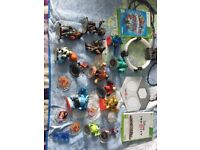 Disney infinity and sky landers for Xbox 360