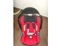 Britax Baby-Safe Plus SHR II Baby Car Seat