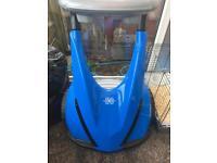 Blue Dareway 12v £60