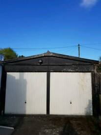 Hormann Garage Doors (×2)