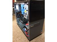 Custom Dell Gaming Business PC i7 SSD