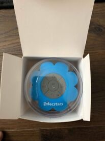 Bluetooth Shower Speaker, Water Resistant Wireless 4.0 with Handsfree and Dedicated Suction Cup