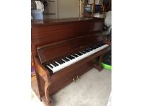 Much loved piano