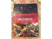 International Business by Alan Sitkin & Nick Bowen - Paperback