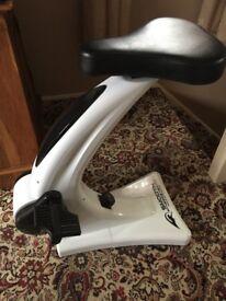 Sit -N-cycle excercise bike