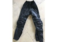 LADIES HEIN GERRICKE MOTORCYCLE TROUSERS