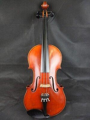 Alte sächsische Geige Violine um 1920