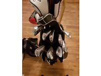 GREAT VALUE FULL GOLF SET