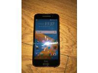 HTC One A9 (deep garnet)