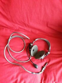 military amplivox wr569 headset