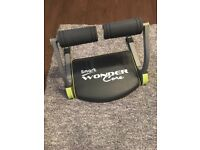 Workout equipment, the wonder core smart