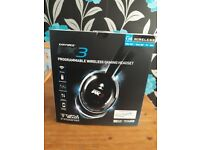 Ear force PX3 programmable wireless gaming headset