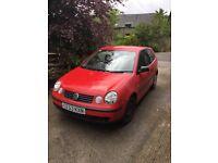Volkswagen, POLO, Hatchback, 2003, Manual, 1198 (cc), 3 doors