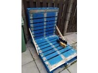 Two pallets for free