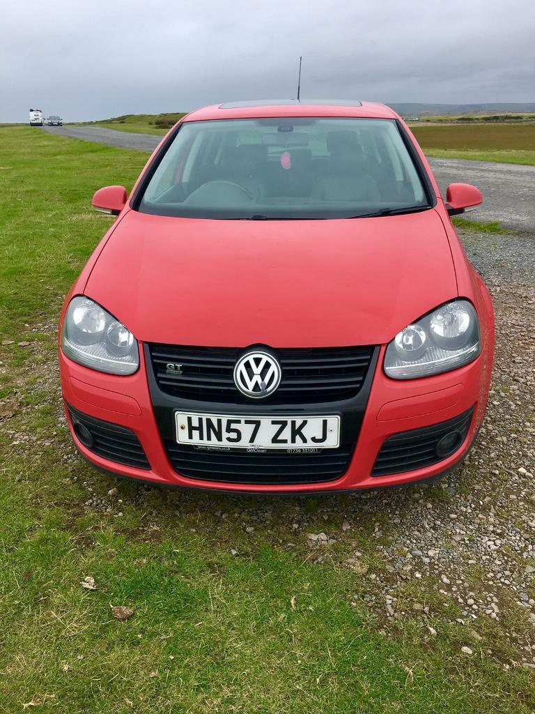 VW GOLF TDI GT SPORT 170