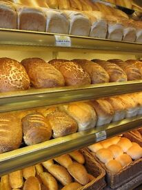 Bread Packer & Cover Delivery Driver - Ashford (Middlesex) Full Time Mon-Sat