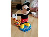 Mickey Mouse Club House Singing Toy