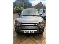 Land Rover Discovery 3 HSE top spec