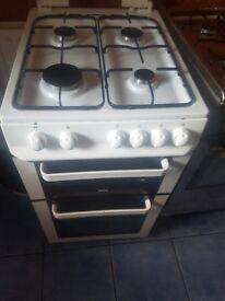 Zanussi gas cooker 50 cm