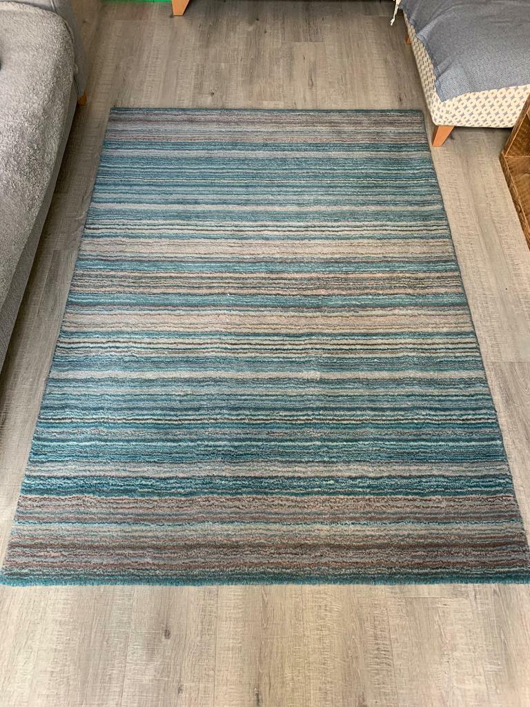 Next - 100% wool rug | in Portslade