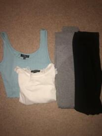BUNDLE OF TOPSHOP AND PRIMARK CLOTHES