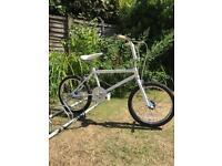 Vintage / Old School 1980's Raleigh Burner / Styler BMX Bike