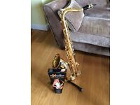 Mint Yanagisawa TW-01 Tenor Saxophone for sale, used for 1 month only