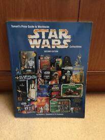 Star Wars Price Guide book of Collectibles