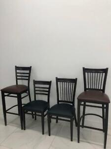 Chairs For Restaurant/Bar/Bistro/Pub