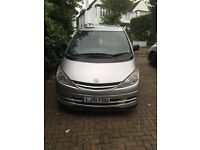 Toyota previa 2.4 CDX 5dr 7 seater. MPV