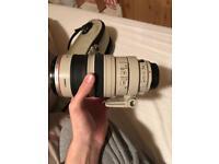 Canon 100-400mm f4.5-5.6 L lens
