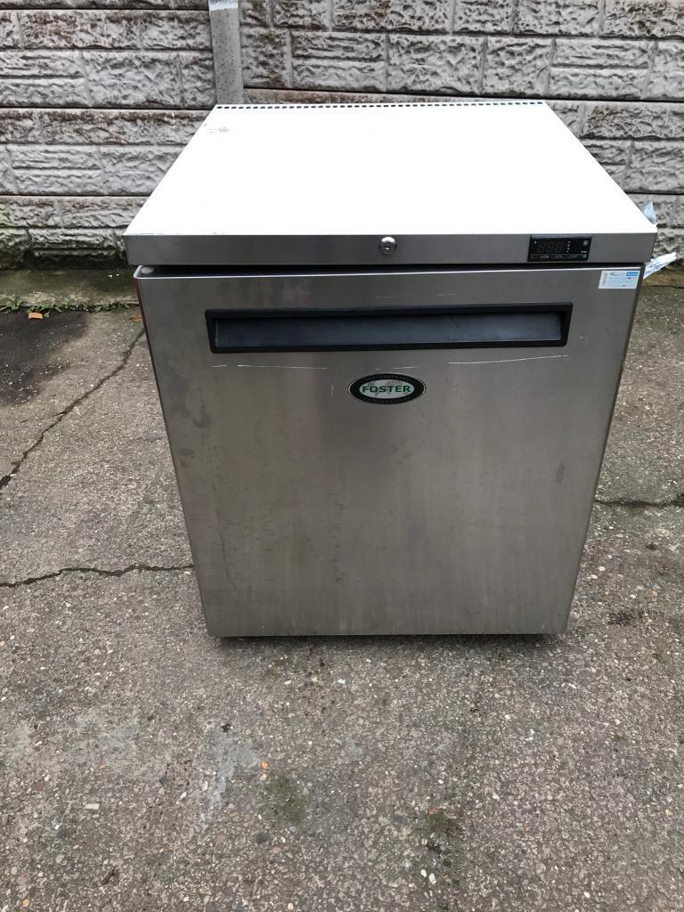 commercial stainless steel Frost Churchill £160 bargain price