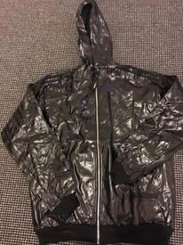 Adidas windproof jacket (L)