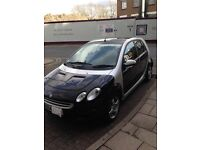 Smar forfour automatic diesel low millage full main dealer service history