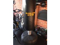 Golds Gym Punch Bag - Barely used