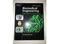 Second hand- Biomedicial Engineering- W. Mark Saltzman