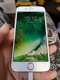 GOLD IPHONE 7 128gb unlocked