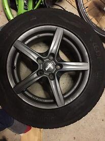 Vedtestein Winter Tyres 215 R16 60 99h