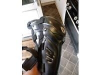 Motocross knee guards