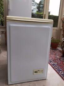Small Chest Freezer - 102 L - White - Norfrost