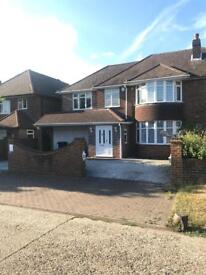 Newly Decorated 4 Bedroom House £1800 PCM