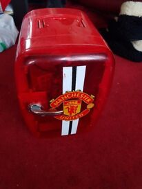 Man united fridge