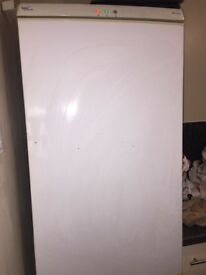 White fridge freezer
