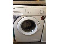Washing machine with one year guarantee