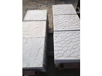 Large quantity of new patio slabs, Can deliver