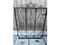 Front iron gate