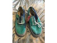 Vans size 6 new with tags