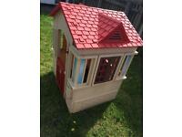 Little tikes play house no offers