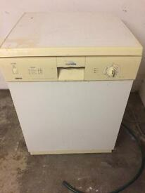 zanussi dishwasher free