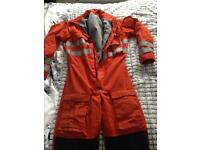 Firefighters overalls